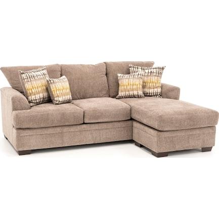 Oscar Reversible Chaise Sofa