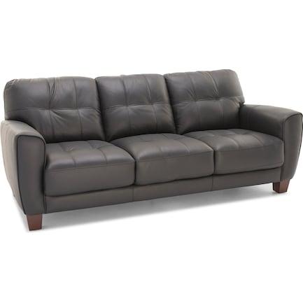 Bovale Leather Sofa